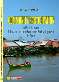Cover Buku Community Participation3 Ichsan