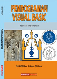 Cover Buku Pemrograman Visual Basic Asrianda